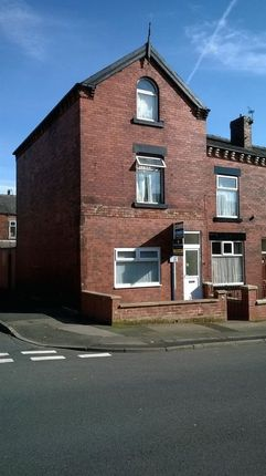 Thumbnail End terrace house to rent in Mornington Road, Bolton
