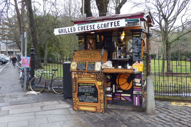 Thumbnail Restaurant/cafe for sale in Former Police Box, George Square, Edinburgh