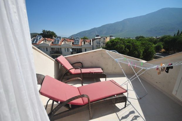 Masters Roof Terrace