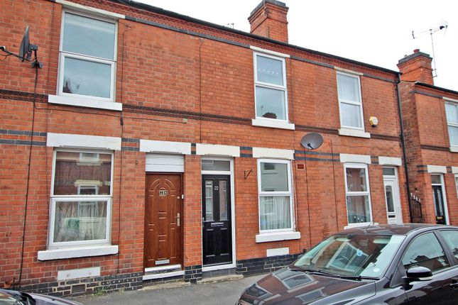 Front of Hardstaff Road, Sneinton, Nottingham NG2