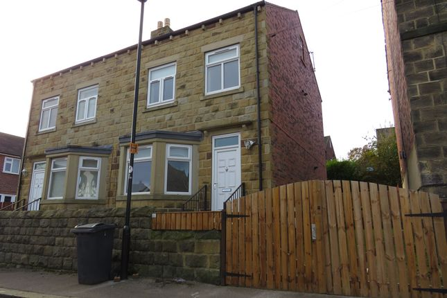 Thumbnail Semi-detached house for sale in Wesley View, Rodley, Leeds