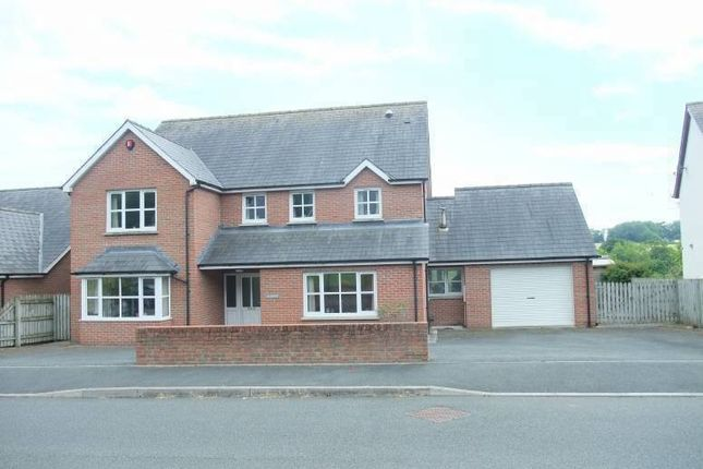 Thumbnail Detached house for sale in Glanarberth, Llechryd, Cardigan