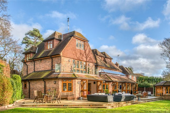 Thumbnail Detached house for sale in Wambrook Close, Hutton Mount, Brentwood, Essex