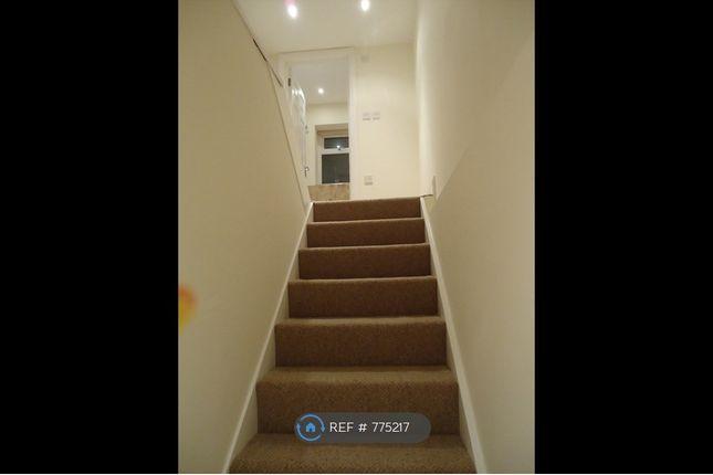 Stairwell of Bride Street, London N7