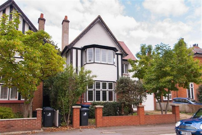 Thumbnail Detached house to rent in Heathfield Road, London