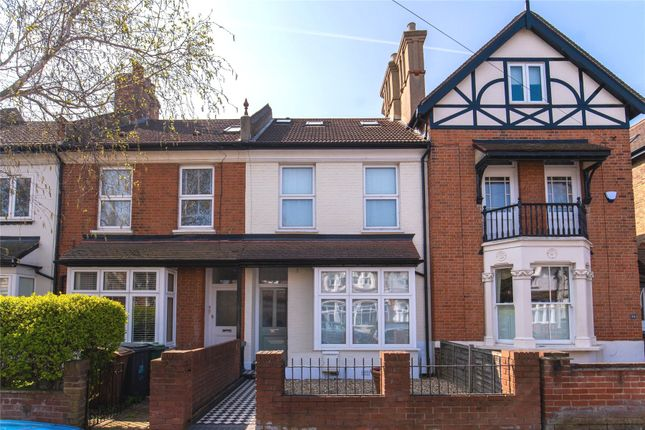 Thumbnail Terraced house for sale in Buxton Road, London