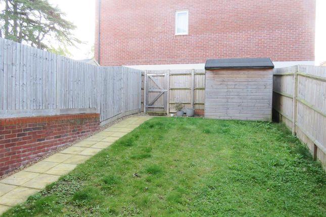 Garden of Colby Street, Southampton SO16