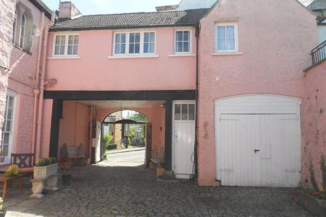 Thumbnail Flat to rent in Bridge Street, Chepstow