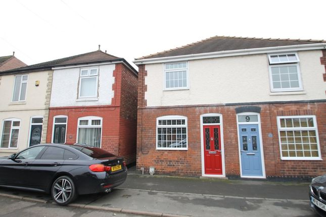 3 bed semi-detached house for sale in Nethersole Street, Polesworth, Tamworth