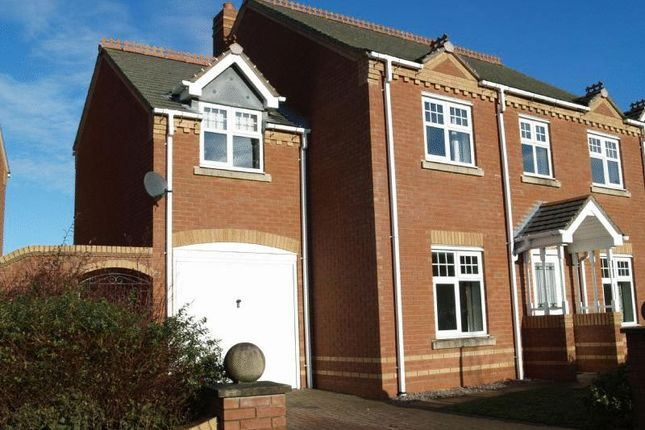 Thumbnail Property to rent in Waterlow Close, Priorslee, Telford