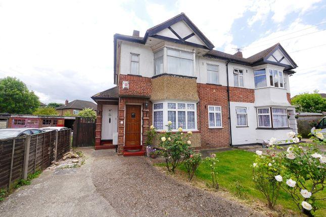 Thumbnail Flat to rent in Errol Gardens, Yeading, Hayes