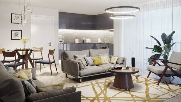 Thumbnail Flat for sale in Bankside Apartments, Derwent Street, Manchester