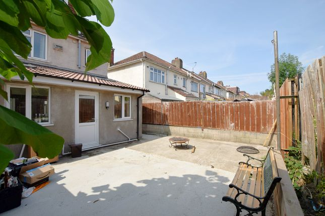 Thumbnail End terrace house to rent in Beverley Road, Horfield, Bristol