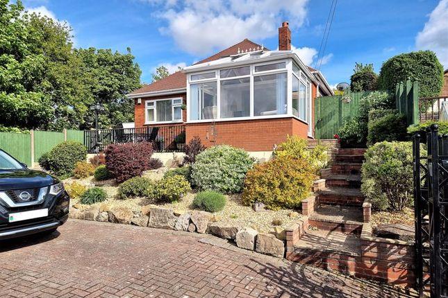 Thumbnail Detached bungalow for sale in Sunnyside Close, Bagillt