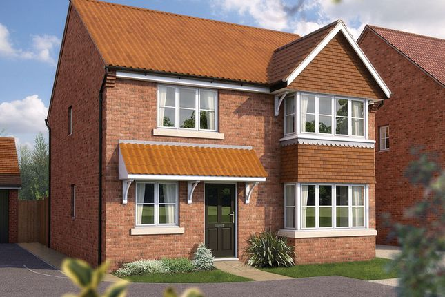 "Thumbnail Detached house for sale in ""The Canterbury"" at Coupland Road, Selby"