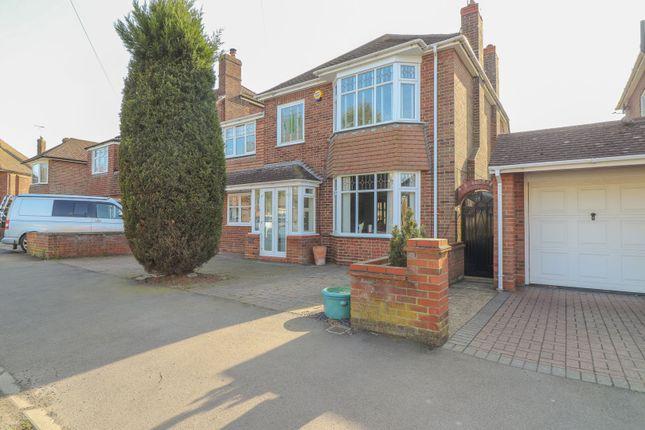Thumbnail Detached house for sale in Douglas Crescent, Dunstable