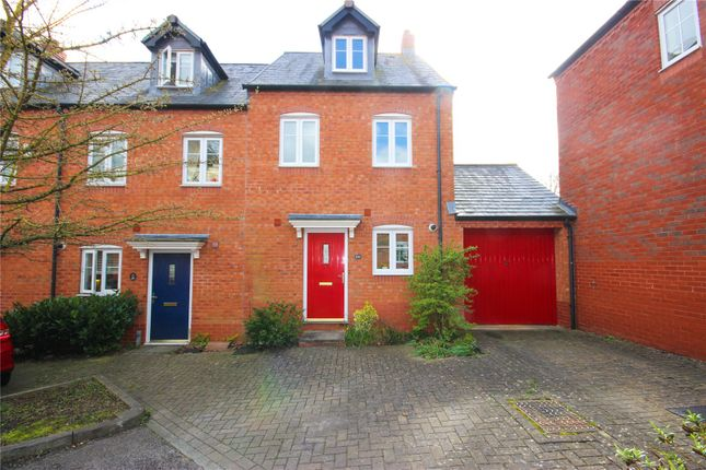 Thumbnail End terrace house for sale in Blandamour Way, Bristol