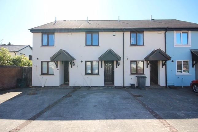 2 bed terraced house for sale in Mulberry Close, Conwy LL32