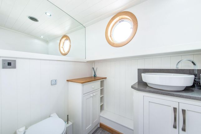 Bathroom of St Katherine Docks Marina 50 St Katharine's Way, London E1W