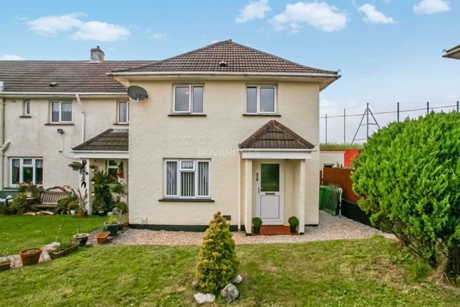 Thumbnail Terraced house for sale in Roberts Road, Shore Point, Plymouth
