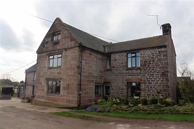Thumbnail Detached house for sale in Ipstones, Stoke-On-Trent