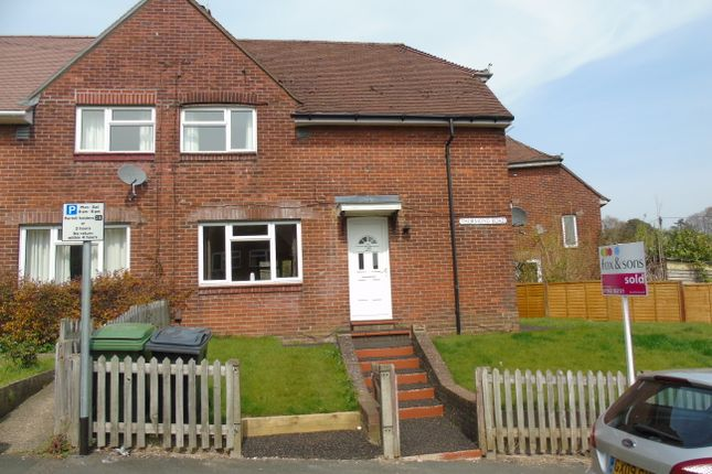 Thumbnail Semi-detached house to rent in Thurmond Road, Winchester