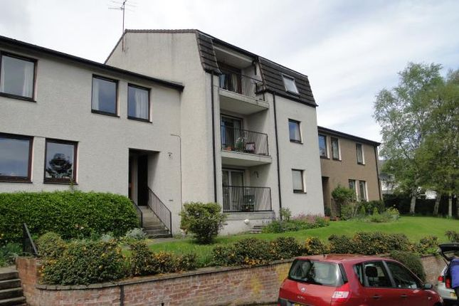 Thumbnail Flat to rent in Flat 3 Cragiebank House, Moredun Square, Perth, Ode