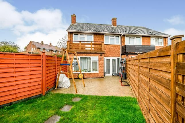 Rear Views of Wetherby Way, Chessington, Surrey KT9