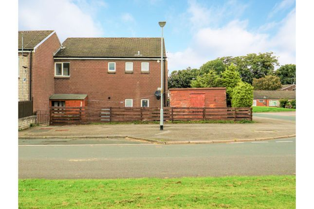 Thumbnail 3 bed flat for sale in Langdale Drive, Cockermouth