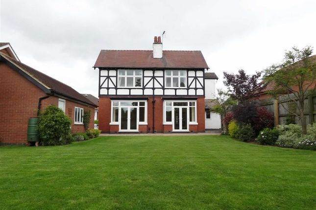 Thumbnail Detached house for sale in Penny Long Lane, Derby