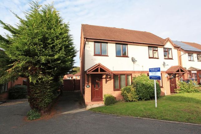Thumbnail Semi-detached house for sale in 14 Fernwood Close, Wellington, Telford