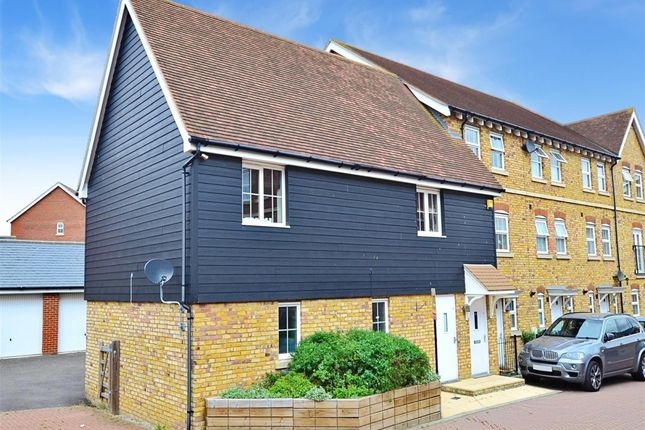 Thumbnail Flat to rent in Plummer Crescent, Sittingbourne