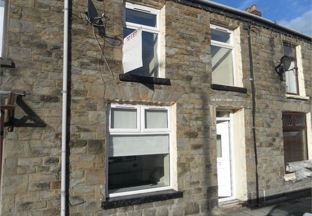 Thumbnail Terraced house for sale in High Street, Treorchy, Rhondda Cynon Taff.