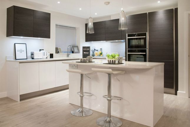 Thumbnail Flat for sale in Hamilton Place, Clarendon Way, Colchester, Essex