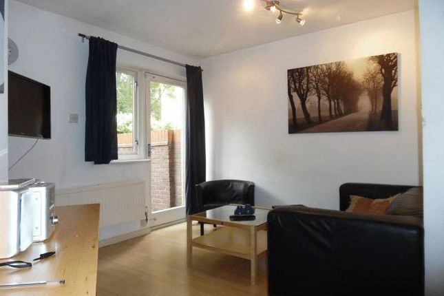 Thumbnail Shared accommodation to rent in Bywater Place, London
