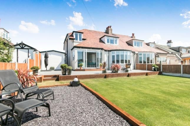 Thumbnail Semi-detached house for sale in Marine Drive, Rhos On Sea, Colwyn Bay, Conwy
