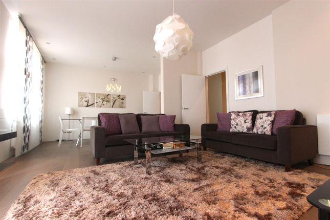 Thumbnail Flat to rent in Torrington Place, London