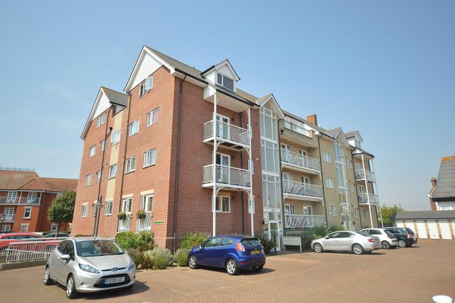 Thumbnail Flat for sale in Ashley Lodge, Vista Road, Clacton-On-Sea