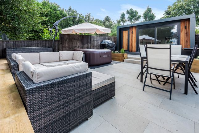 Thumbnail Semi-detached house for sale in Limpsfield Road, Warlingham, Surrey