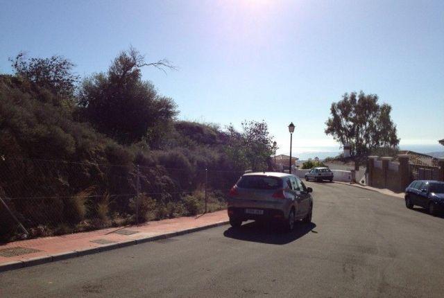 Road Access (2) of Spain, Málaga, Mijas