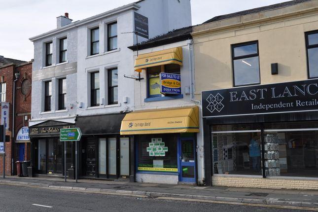 Retail premises to let in Bolton Road, Blackburn