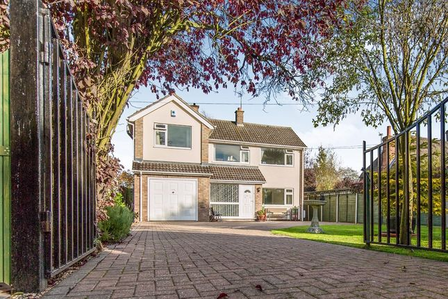 Thumbnail Detached house for sale in Glendoveer, Wix Road, Bradfield, Colchester