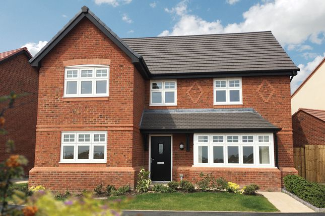 "5 bedroom detached house for sale in ""The Chester"" at Marsh Lane, Nantwich"