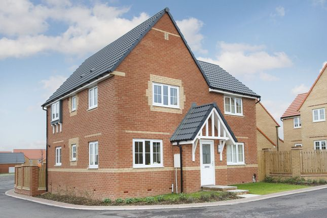 """Thumbnail Detached house for sale in """"Lincoln"""" at Tiber Road, North Hykeham, Lincoln"""