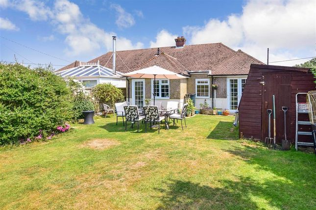 Thumbnail Semi-detached bungalow for sale in Helena Road, Capel-Le-Ferne, Folkestone, Kent