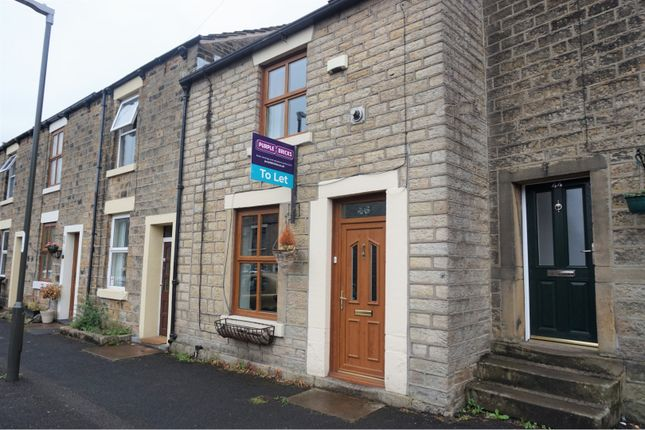 Thumbnail Terraced house to rent in Bankbottom, Glossop
