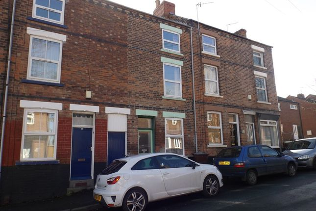 Thumbnail Terraced house for sale in Hollis Street, New Basford, Nottingham