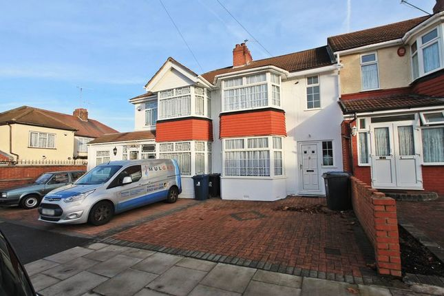 Thumbnail Terraced house to rent in Argyll Avenue, Southall