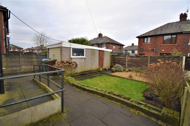 Rear Garden of Grange Road, Worsley, Manchester M28