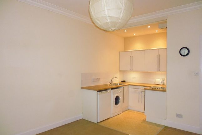 Lounge/Kitchen of Flat 2/2, 3, The Terrace, Ardbeg, Rothesay, Isle Of Bute PA20